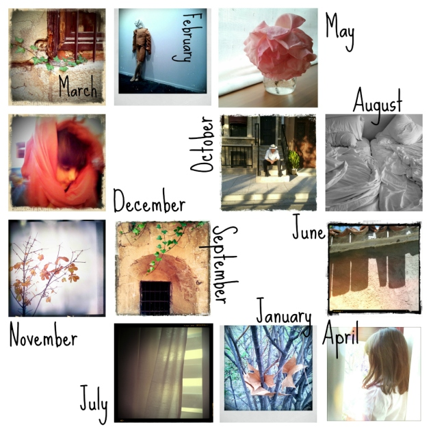 One year blogging