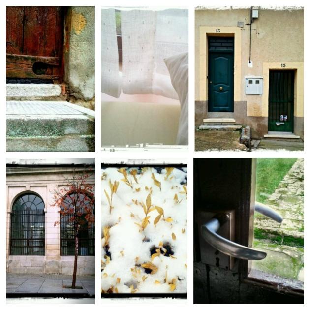 This week collage