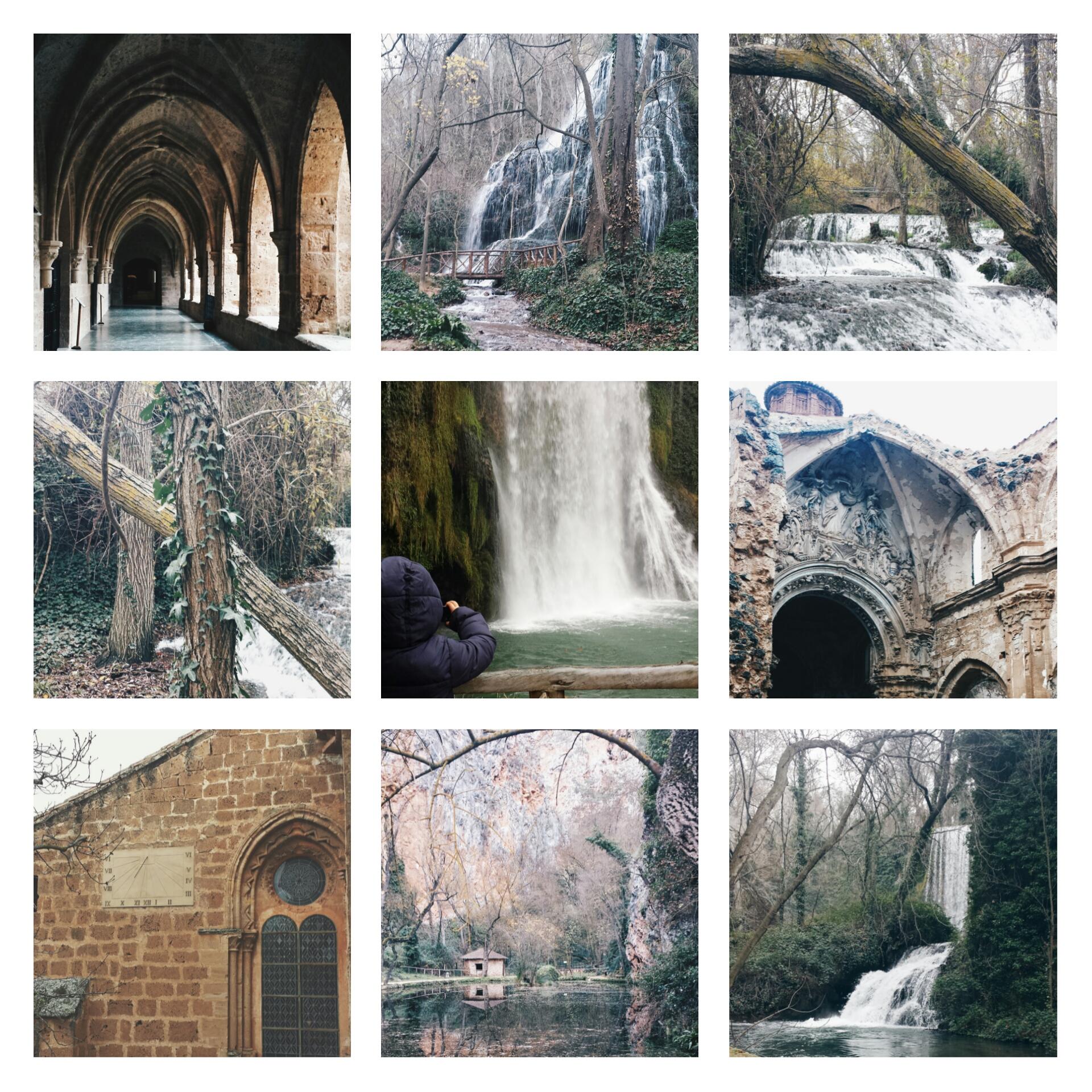 Escapada fotográfica al Monasterio de Piedra - Once a Day blog