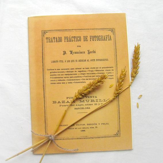 Tratado de fotografía 1888