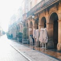 Logroño al amanecer - Despiera 2015