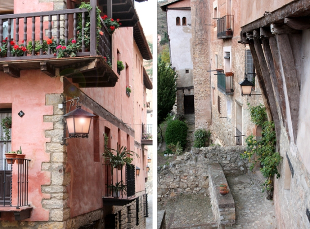 Calles de Albarracin, Teruel