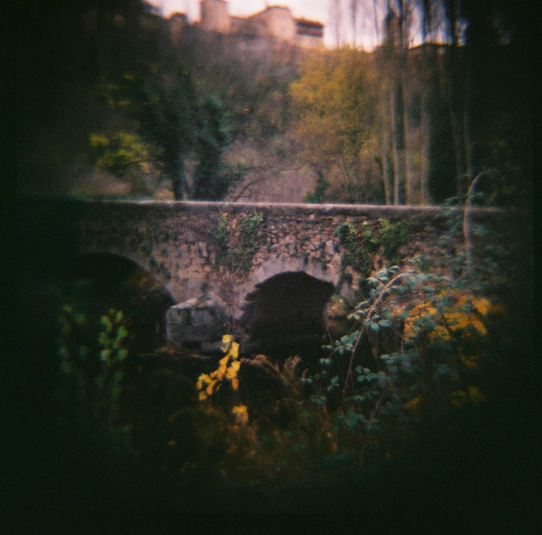 Diana F+ Alameda del Parral, Segovia