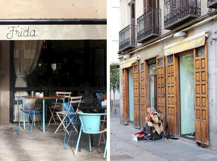 Detalles de Chueca, Madrid