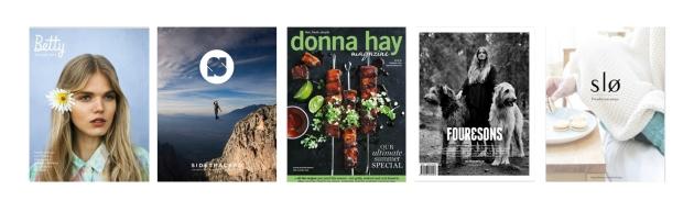 5 revistas con fotografías inspiradoras