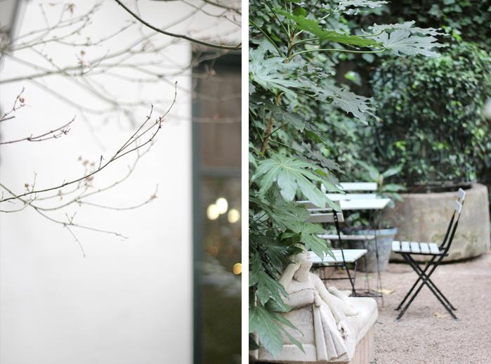Café del Jardín - Museo del Romanticismo